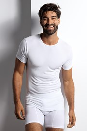 Bešavna bambusova majica kratkih rukava PureLine Short