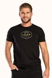 Crna majica LOAP Benson