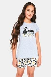 Pidžama za djevojčice Cats