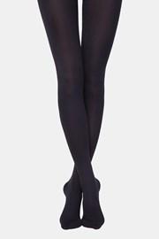 Ženske pamučne čarape s gaćicama Cotton 400 DEN