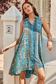 Haljina za plažu Azure