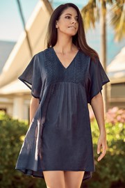 Ženska haljina za plažu Debora