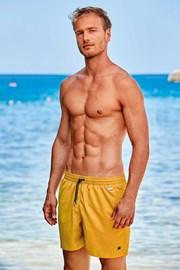 Žute kupaće hlače Basic