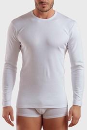 Muška majica dugih rukava E. Coveri 1204 bijela