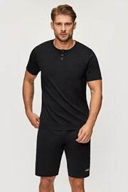 Crna pidžama FILA Short