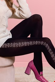 Ženske čarape s gaćicama Iris 60 DEN