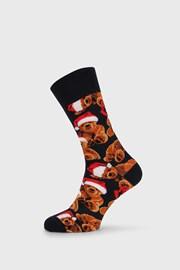 Božićne čarape Teddy