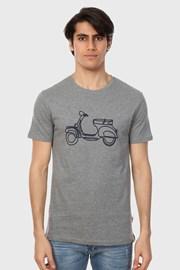 Siva majica Rider