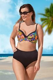 Ženski dvodijelni kupaći kostim Jungle nepodstavljeni