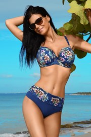Ženski dvodijelni kupaći kostim Siena podstavljen