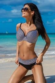 Ženski dvodijelni kupaći kostim Alicia nepodstavljen