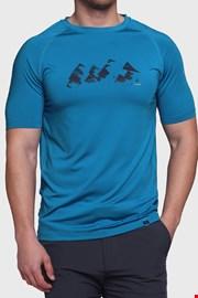 Plava majica LOAP Meneto