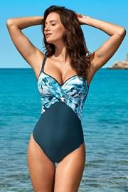 Ženski jednodijelni kupaći kostim Xena Blue