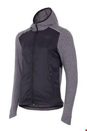 Muška jakna za trčanje 4F Grey