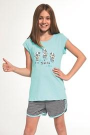 Pidžama za djevojčice Zebra