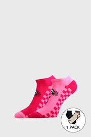 Niske čarape za djevojčice Licho Žiletka