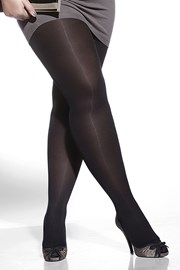 Čarape s gaćicama Amy plus size 60 DEN