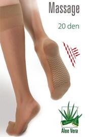 Dokoljenke Massage 20 DEN