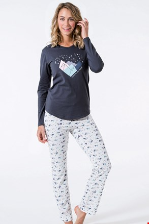 Ženska pidžama Mount