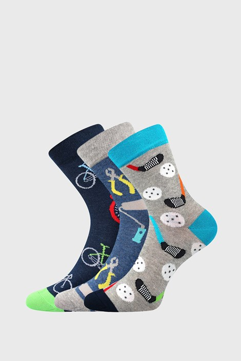 3 PACK čarapa za dječake Freetime