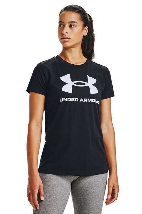 Crna majica Under Armour Live