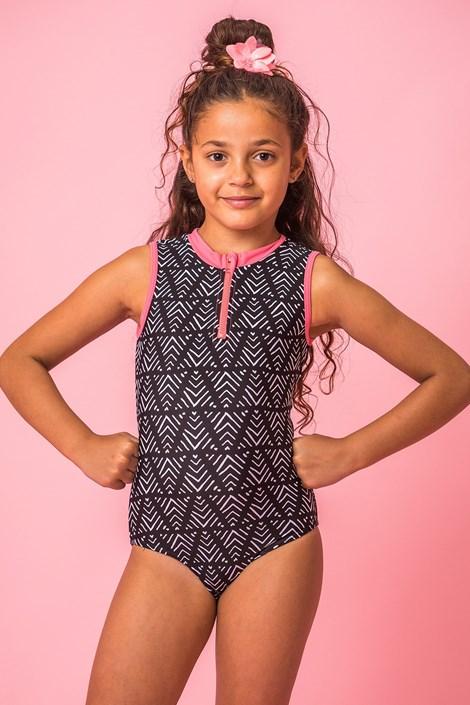 Jednodijelni kupaći kostim za djevojčice Patricie