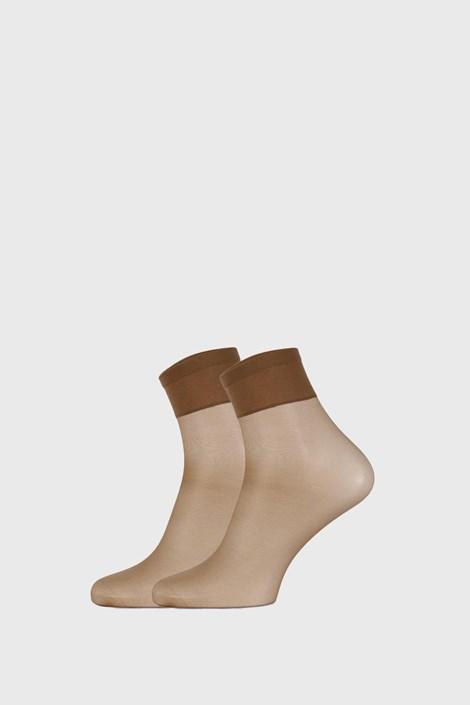 2 PACK ženskih čarapa 15 DEN