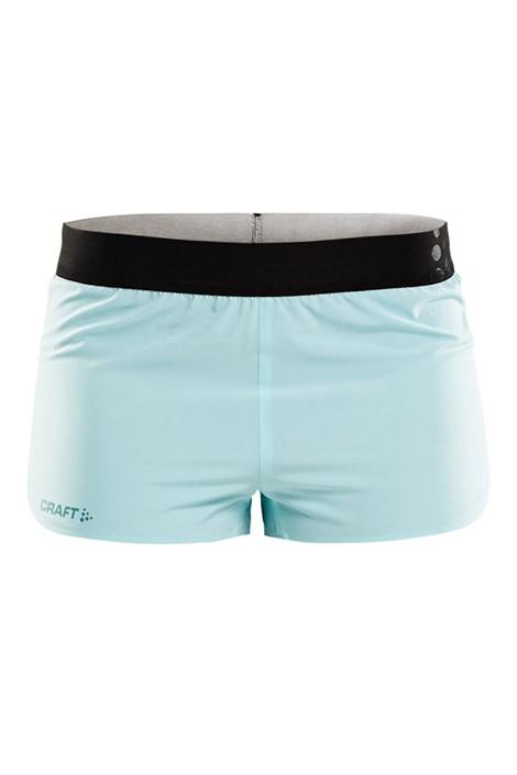 Kratke hlačice CRAFT Run Shade boja mente