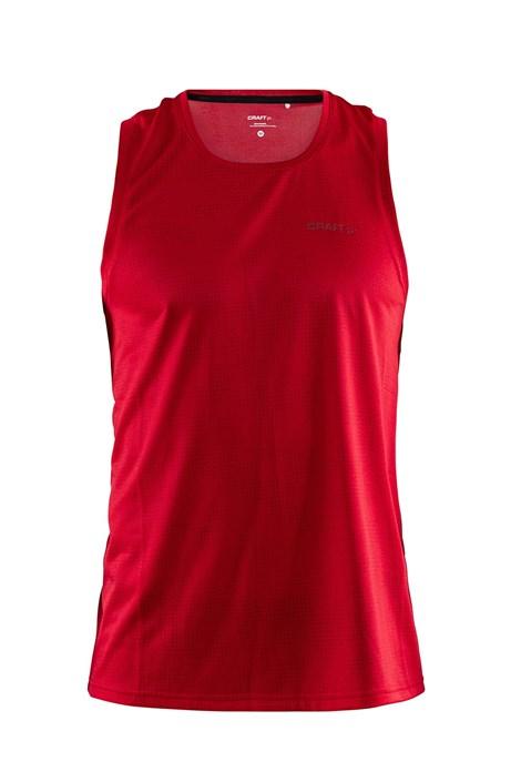 Muška majica CRAFT Eaze crvena