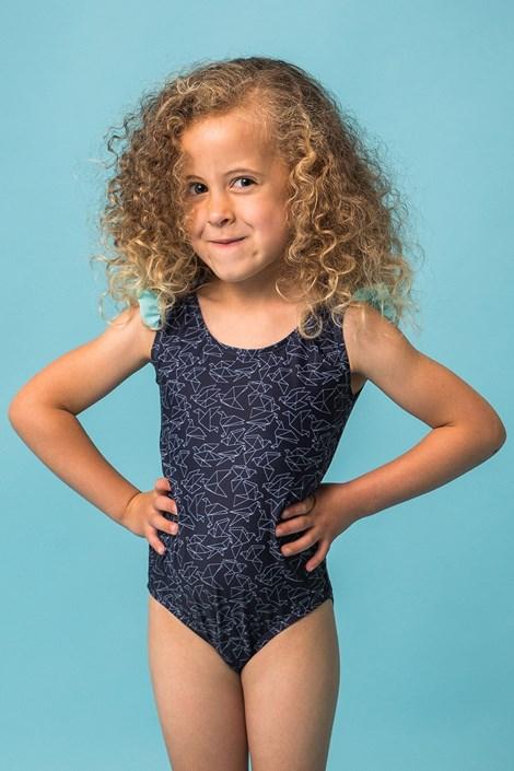 Jednodijelni kupaći kostim za djevojčice Rosalie