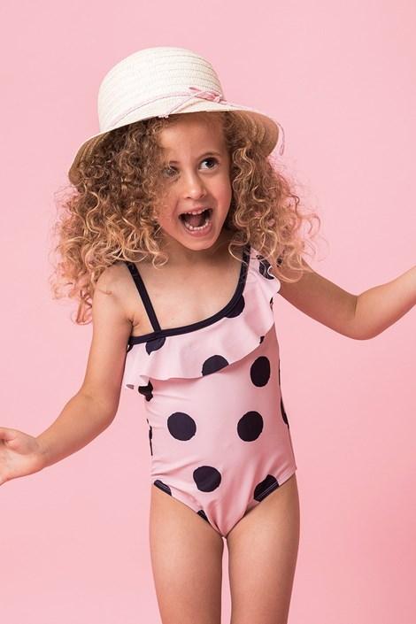 Jednodijelni kupaći kostim za djevojčice Nela
