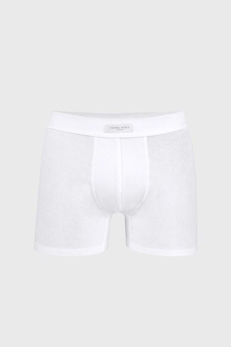 Bijele bokserice Cottone Nature