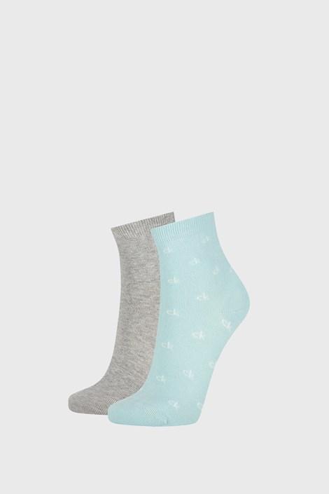 2 PACK ženskih čarapa Calvin Klein Gretchen