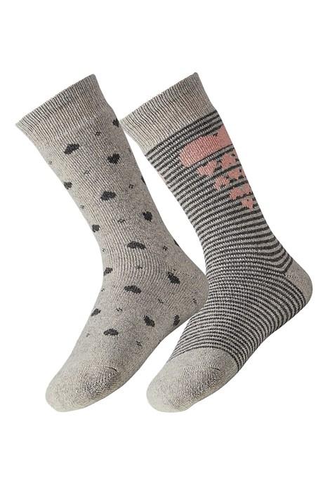 2 pack ženskih čarapa Angora