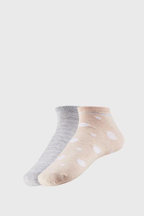 2 PACK ženskih čarapa do gležnja Adreana