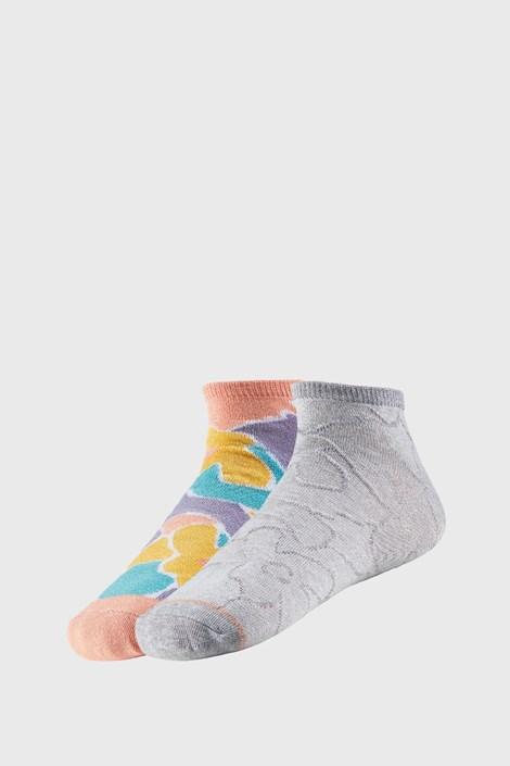 2 PACK ženskih čarapa do gležnja Claretta