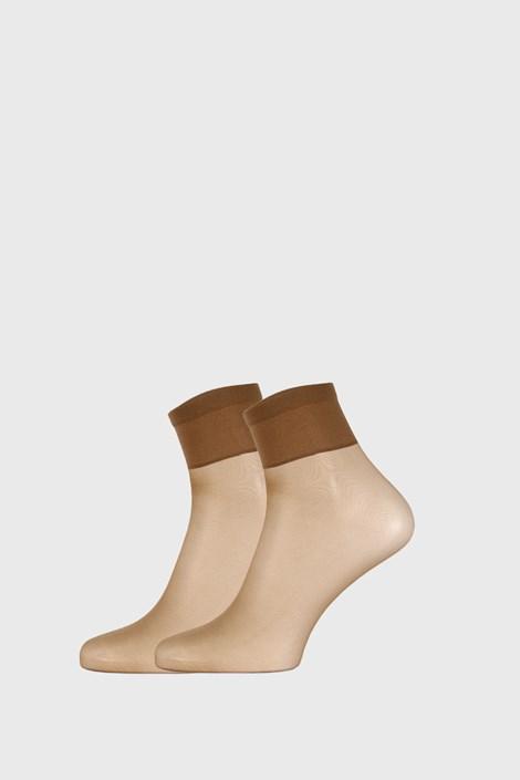 2 PACK ženskih čarapa 10 DEN