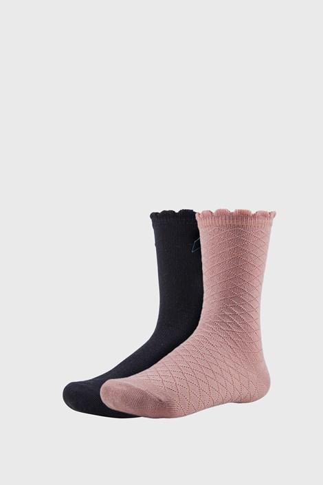 2 PACK toplih čarapa za djevojčice Lovely