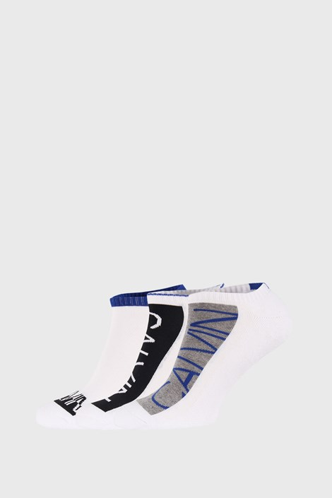 2 PACK niskih čarapa Calvin Klein Jasper