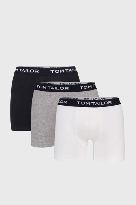 3 PACK dužih bokserica Tom Tailor