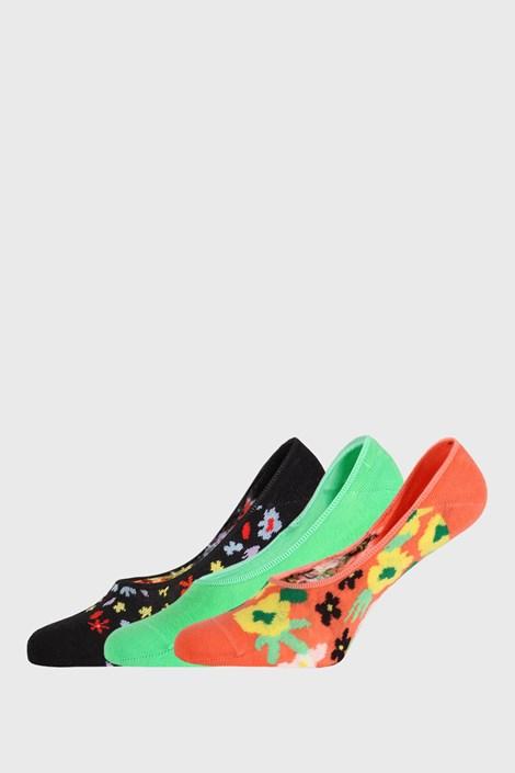 3 PACK čarapa Happy Socks Flower