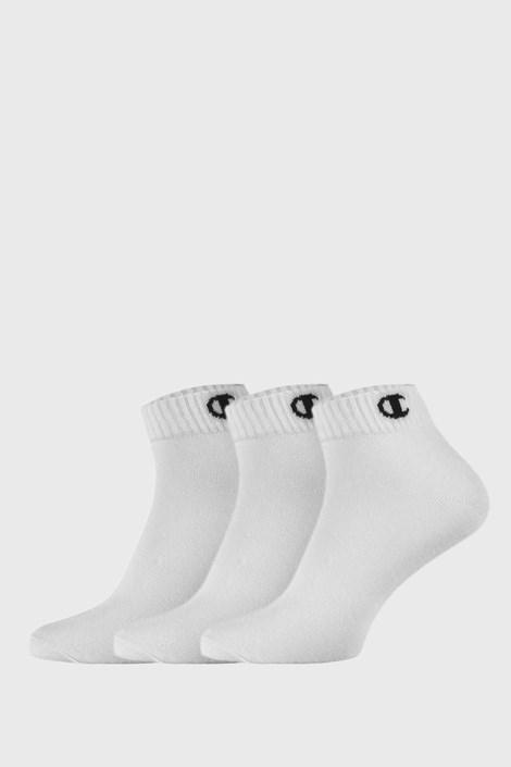 3 pack muških čarapa Champion niske bijele
