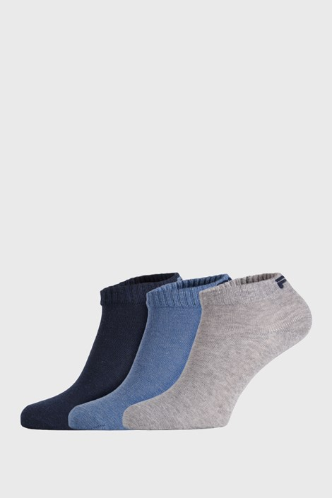 3 PACK niskih čarapa FILA New Sky