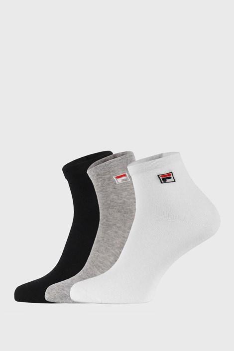 3 pack trobojnih čarapa do gležnja FILA