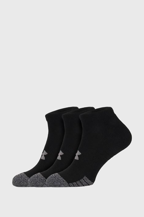 3 PACL crnih čarapa Under Armour Locut