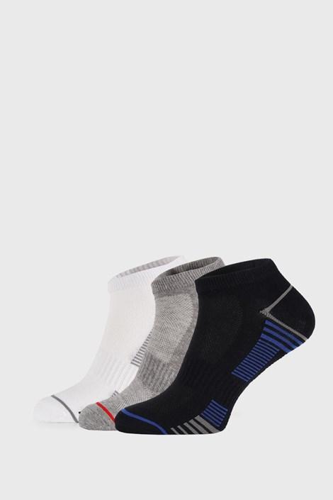 3 PACK niskih sportskih čarapa Fantasy