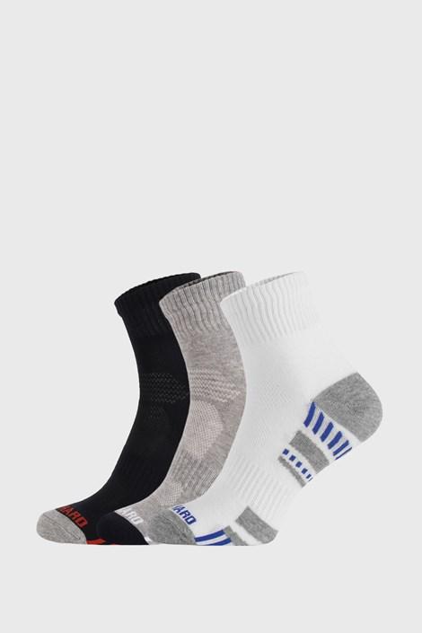 3 PACK čarapa do gležnja Sportive