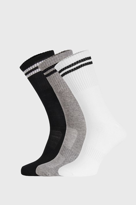 3 PACK visokih čarapa Grover