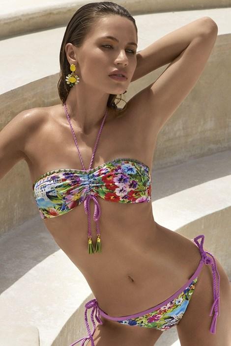 Gornji dio luksuznog ženskog kupaćeg kostima Abella bez žica
