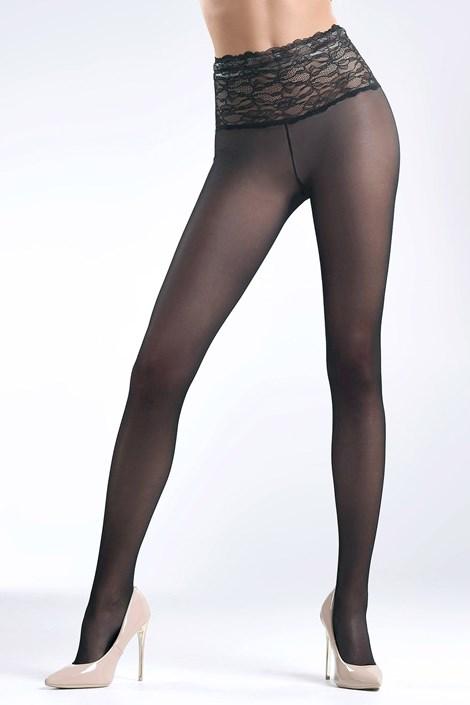 Otporne čarape s gaćicama Daniella Black